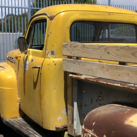 1951 F2 Ford Farm Pickup Truck