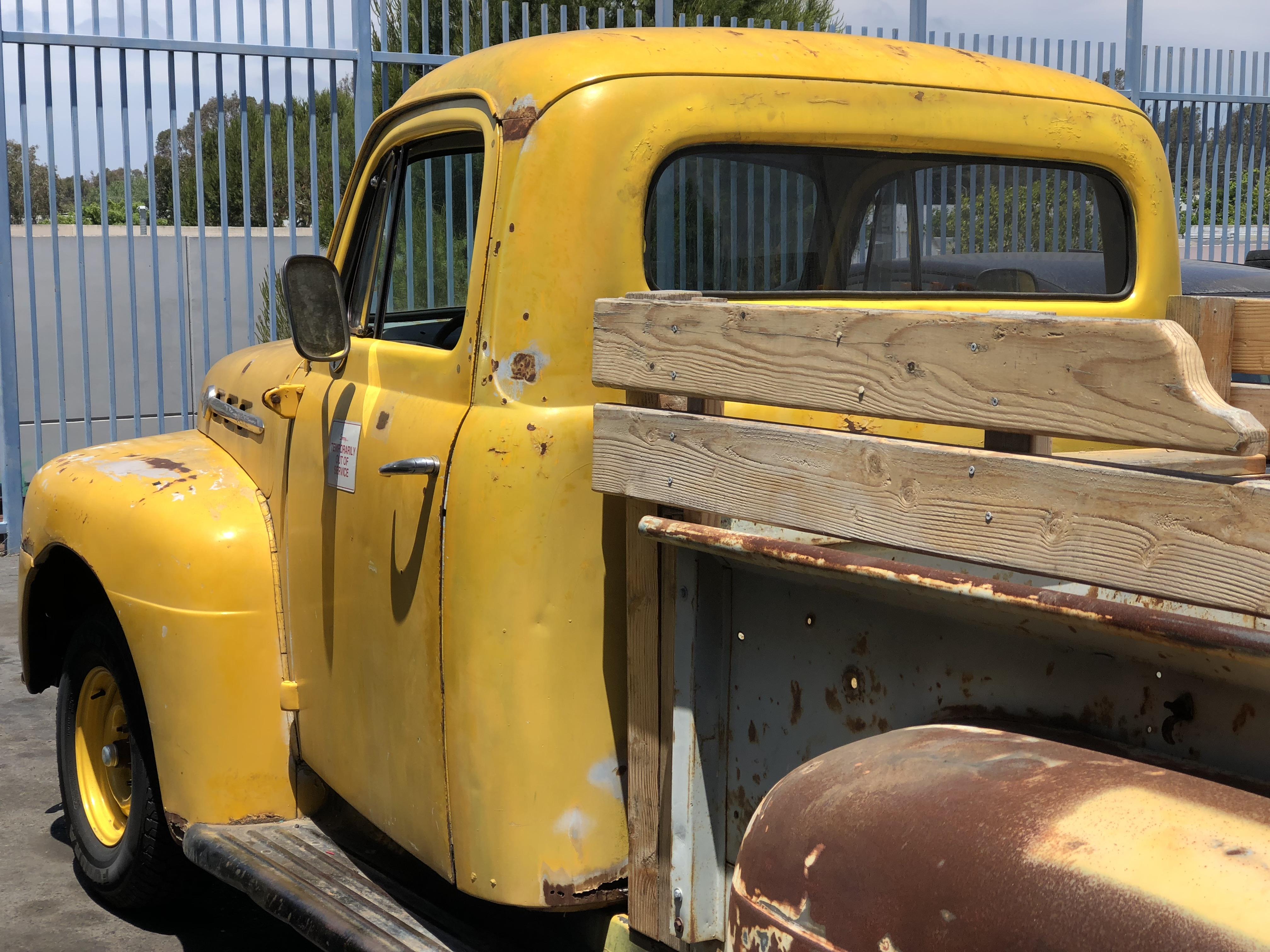 1951 F2 Ford Farm Pickup Truck